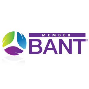 BANT | British Association for Applied Nutrition & Nutritional Therapy Logo