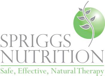 Spriggs Nutrition logo